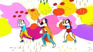 Just Dance 2018 Extract Waka Waka (NO GUI)