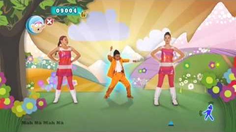 Just Dance Kids 2 Mah Na Mah Ma