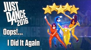 PS4 Just Dance Unlimited - Oops!..