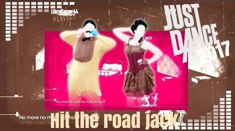 Hit The Road Jack - Just Dance 2017