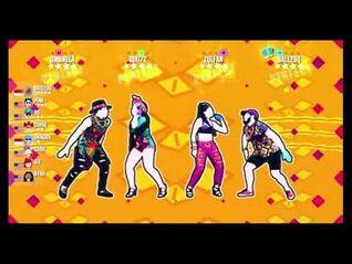 Just Dance 2018 Wii - (World Dance Floor)