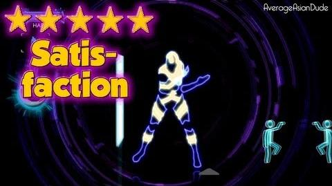 Just Dance Greatest Hits - Satisfaction - 5* Stars