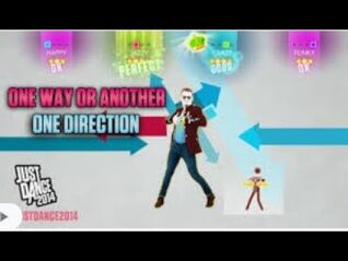 JUST DANCE NOW-ONE WAY OR ANOTHER