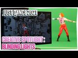Just Dance 2021- Creative Spotlight - Blinding Lights by The Weeknd - Ubisoft -US-