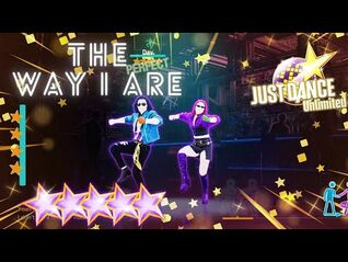 Just Dance 2021 Unlimited-The way i are 5Stars (Megastar) Xbox ONE Gameplay 4K60FPS