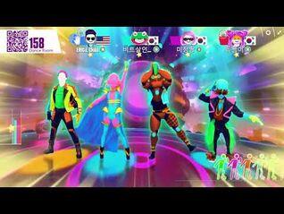 Just Dance Now- Sweet Sensation (5 stars)