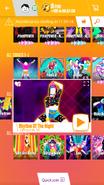 Rhythm jdnow menu phone 2017