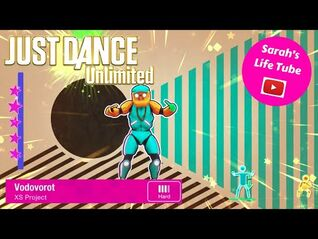 Vodovorot, XS Project - MEGASTAR, 2-2 GOLD - Just Dance 2020 Unlimited -PS5-