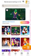 Athousanddances jdnow menu phone 2020