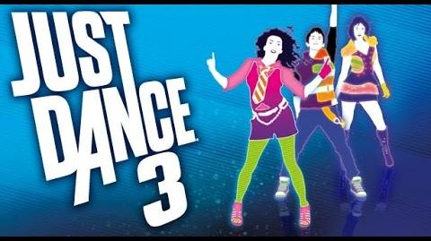 JUST DANCE 3 Songlist & Menu Selection XBOX 360 Freirito
