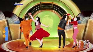 Jailhouse Rock Elvis Presley Just Dance 2019 ( Unlimited ) SUPERSTAR 5 étoiles