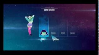 Just Dance 2016 Let's Groove Mashup 4 Stars Wii