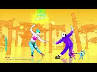 Just Dance 2020- Bebe Rexha ft
