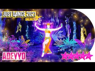 Just Dance 2021 (Unlimited)- Adeyyo - 5 stars