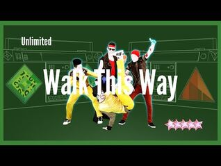 Just Dance 2021 (Unlimited) - Walk This Way