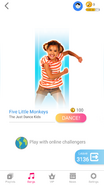 Kidsfivelittlemonkeys jdnow coachmenu phone 2020
