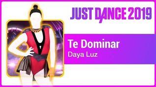 Te Dominar - Just Dance 2019