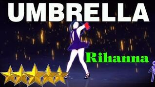 🌟 Umbrella - Rihanna - Just Dance 4 🌟