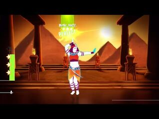 Just Dance 2017- Walk Like An Egyptian (SUPERSTAR)