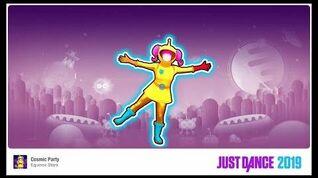 Just Dance 2019 Kids - Cosmic Party - 5 Stars (Megastar)