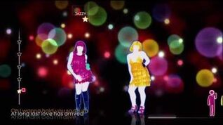 Can't Take My Eyes Off You - Just Dance 4