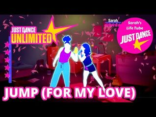 Jump (For My Love), Girls Aloud - MEGASTAR, 3-3 GOLD - Just Dance 3 Unlimited -PS5-