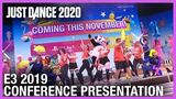 Just Dance 2020 E3 2019 Conference Presentation Ubisoft NA