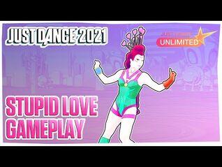 Stupid Love - Just Dance 2021