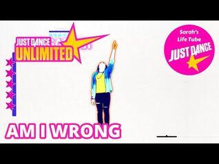 Am I Wrong, Nico & Vinz - MEGASTAR, 1-1 GOLD - Just Dance 2016 Unlimited -PS5-