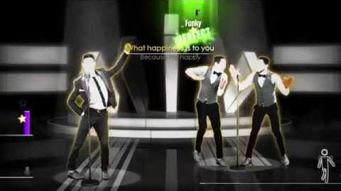 Happy (Sing Along) - Just Dance 2015
