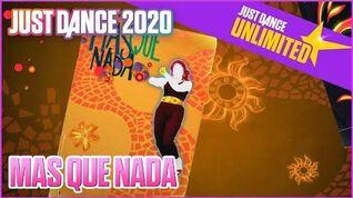 Just Dance 2020 Unlimited - Mas Que Nada