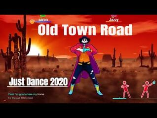 Old Town Road Just Dance 2020 (FULL GAMEPLAY)