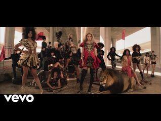 Beyoncé - Run the World (Girls) (Video - Main Version)