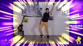 Just Dance Unlimited - This Is How We Do - Fanmade Diegho San