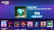 Monstermash jdnow menu outdated