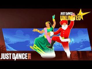 Just Dance 2018 (Unlimited) - XMas Tree by Bollywood Santa