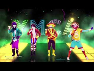 Just Dance 2020 The song Y.M.C