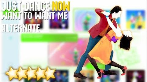Want to Want Me (Couple Version) - Just Dance Now
