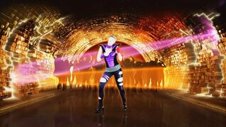 -Just Dance 4- We Are Who We Are - Kesha - © Ubisoft