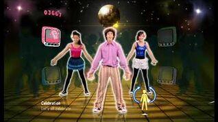 Celebration - Just Dance Kids