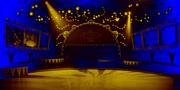 Circus banner bkg