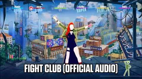Fight Club (Official Audio) - Just Dance Music