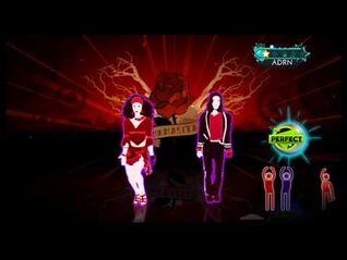 Just Dance 3 - Latino Sunset - Mamasita -5 Stars-