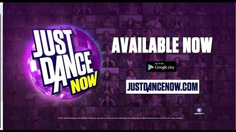 Just Dance Now – Google Play Launch Trailer Europe