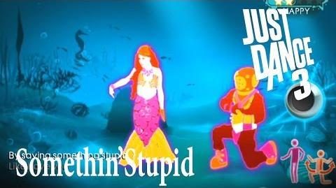 Somethin' Stupid - Just Dance 3 (Wii graphics)