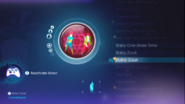 Babyzoukar jd3 menu xbox
