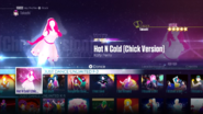 Hotncold jd2016 menu