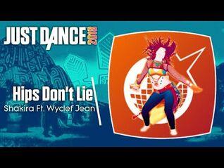 Just Dance 2018 (Unlimited)- Hips Don't Lie