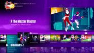 Masterblaster jd2017 menu