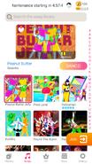 Peanut jdnow menu phone 2020